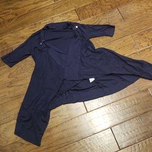 Short-sleeved, flowy cardigan - S - Splendid